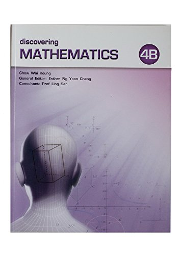 9789814176736: Discovering Mathematics, Level 4B: Textbook