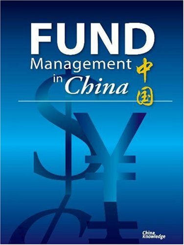 9789814187107: Fund Management in China