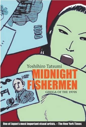 9789814189385: Midnight Fishermen: Gekiga of the 1970's