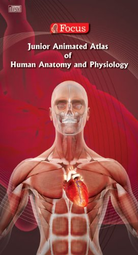 9789814206839: Junior Animated Atlas of Human Anatomy and Physiology