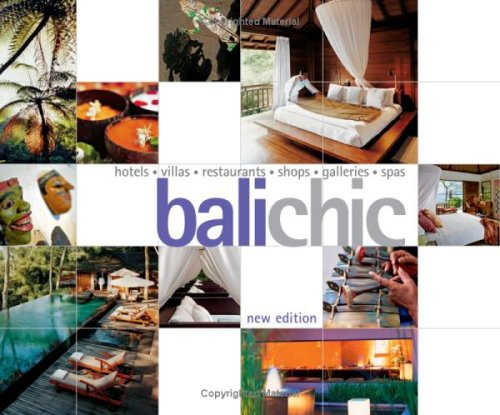 9789814217101: Bali Chic 2Ed (Chic Collection)