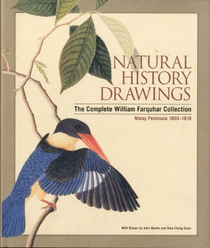 9789814217699: Natural History Drawings of Malaya: The Complete Farquhar