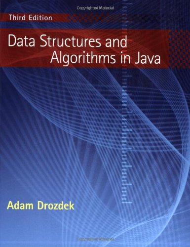 9789814239233: Data Structures and Algorithms in Java