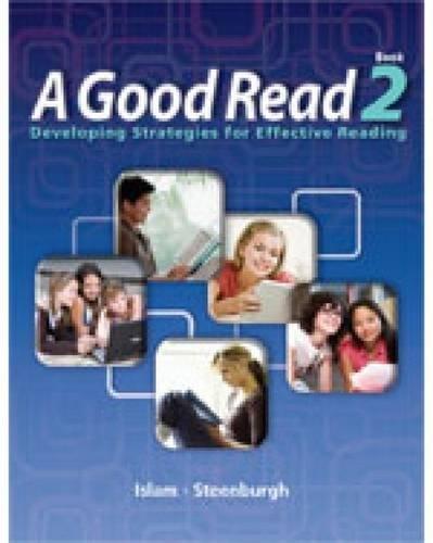 A Good Read 2: Steenburgh, Carrie, Islam,