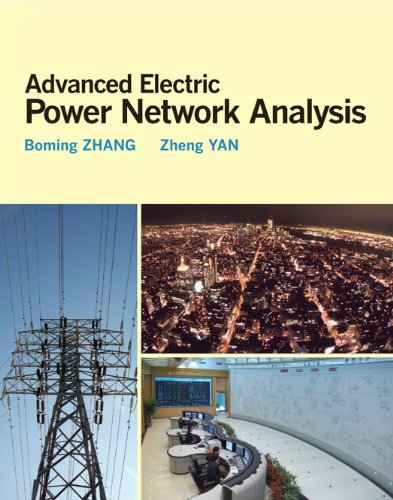 9789814253338: Advanced Electric Power Network Analysis