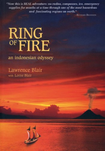 9789814260107: Ring of Fire: An Indonesia Odyssey