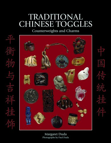 Traditional Chinese Toggles Counterweights and Charms