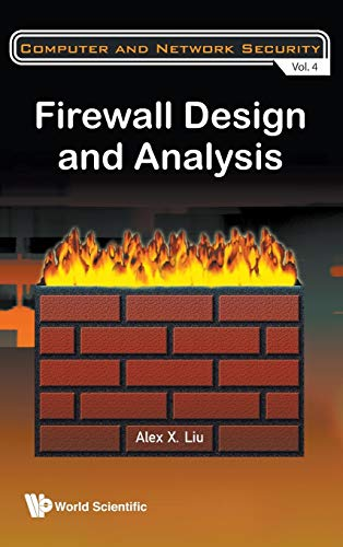 9789814261654: Firewall Design and Analysis (Computer and Network Security)