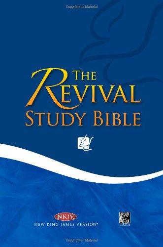 9789814270953: Revival Study Bible (Hardcase)