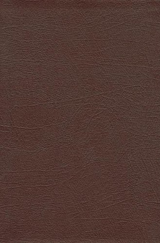 9789814270960: Revival Study Bible (leather Burgundy)