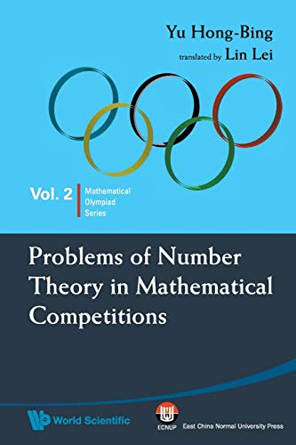 9789814271141: Problems of Number Theory in Mathematical Competitions (Mathematical Olympiad)