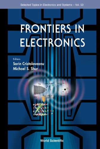 9789814273015: Frontiers in Electronics (Selected Topics in Electronics and Systems)