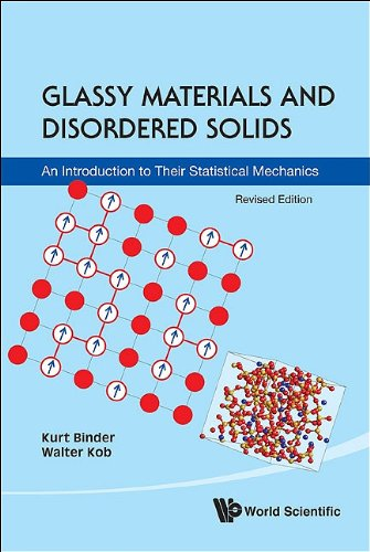 9789814273442: Glassy Materials and Disordered Solids: An Introduction to Their Statistical Mechanics