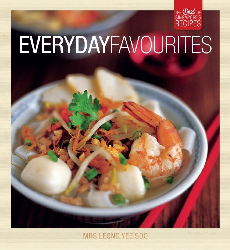 9789814276023: Everyday Favourites: The Best of Singapore's Recipes
