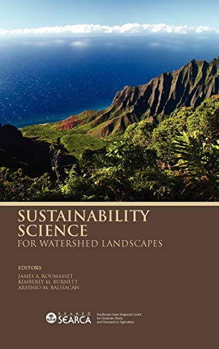 9789814279604: Sustainability Science for Watershed Landscapes