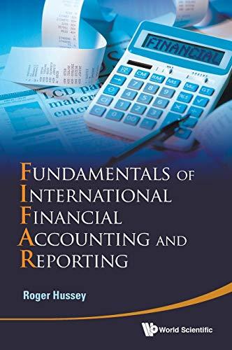 9789814280235: Fundamentals of International Financial Accounting and Reporting