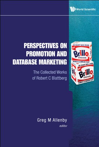 Perspectives on Promotion and Database Marketing: The: Greg M Allenby,