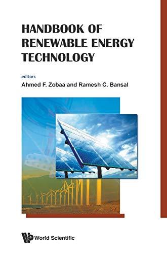 Handbook of Renewable Energy Technology: Ahmed F. Zobaa