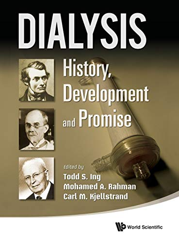 9789814289757: Dialysis: History, Development and Promise