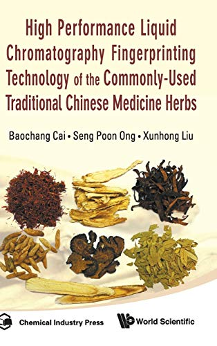 9789814291095: High Performance Liquid Chromatography Fingerprinting Technology Of The Commonly-used Traditional Chinese Medicine Herbs