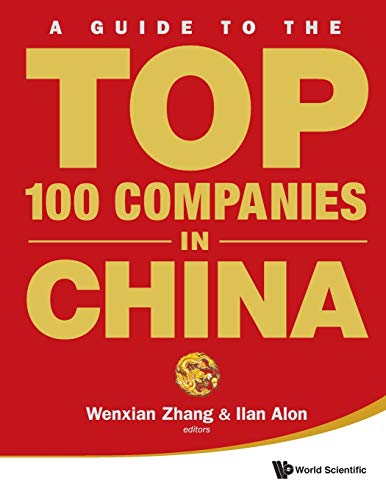 9789814291460: Guide to the top 100 companies in china, a