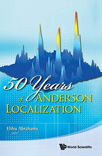 9789814299060: 50 YEARS OF ANDERSON LOCALIZATION