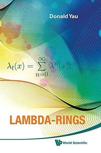 9789814299091: Lambda-rings