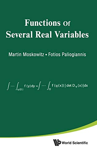 9789814299268: Functions of Several Real Variables