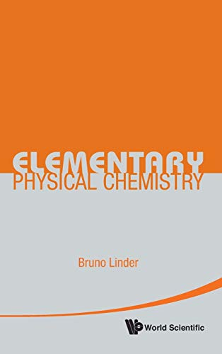 9789814299664: Elementary Physical Chemistry