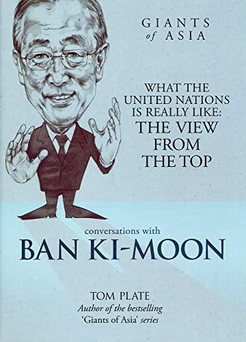 9789814302043: Conversations with Ban Ki-Moon: Conversation with Ban Ki-moon (Giants of Asia)