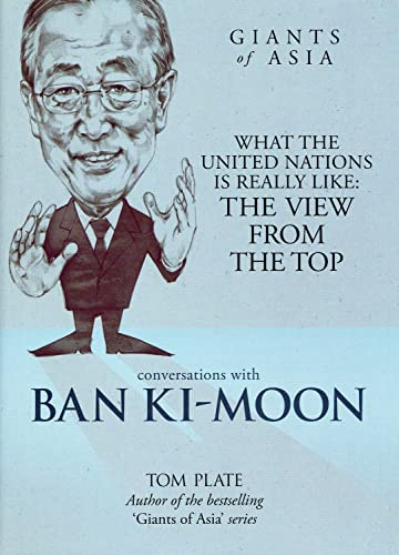 9789814302043: Conversations with Ban Ki-Moon (Giants of Asia)