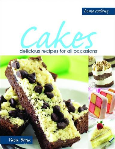 9789814302265: Cakes: Delicious Recipes for All Occasions. by Yasa Boga Group
