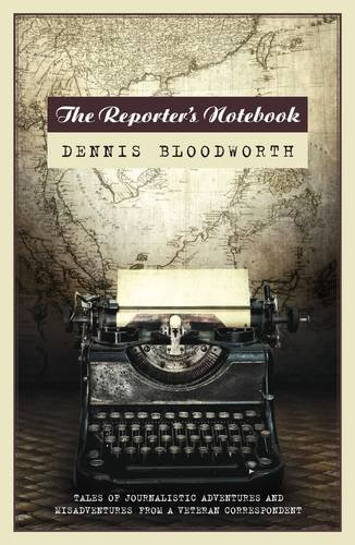 9789814302852: A Reporter's Notebook: Tales of a Wandering Journalist