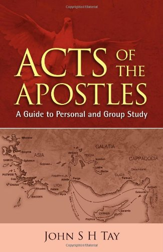 9789814305211: Acts of the Apostles -- A Guide to Personal and Group Study