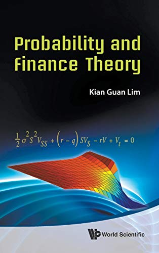 9789814307932: Probability and Finance Theory