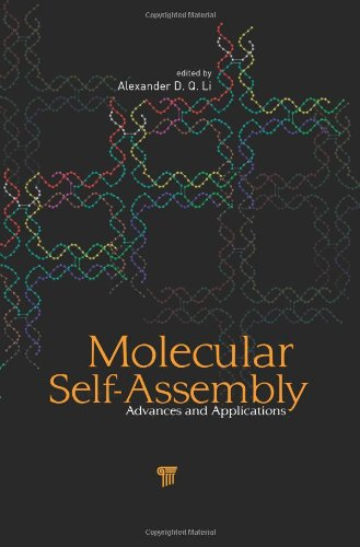 9789814316774: Molecular Self-Assembly: Advances and Applications