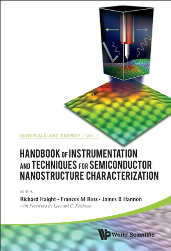 Handbook of Instrumentation and Techniques for Semiconductor Nanostructure Characterization: ...