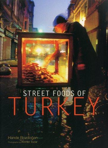 9789814328623: Street Foods of Turkey