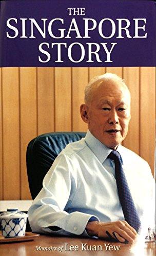 9789814328821: The Singapore Story- Memoir of Lee Kuan Yew (Memorial Edition)