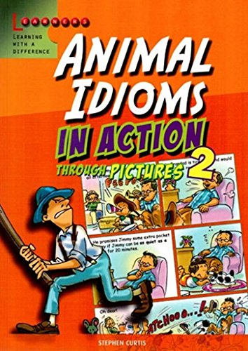 9789814333108: Animal Idioms In Action Through Pictures 2