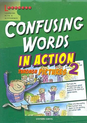 9789814333696: Confusing Words In Action Through Pictures 2