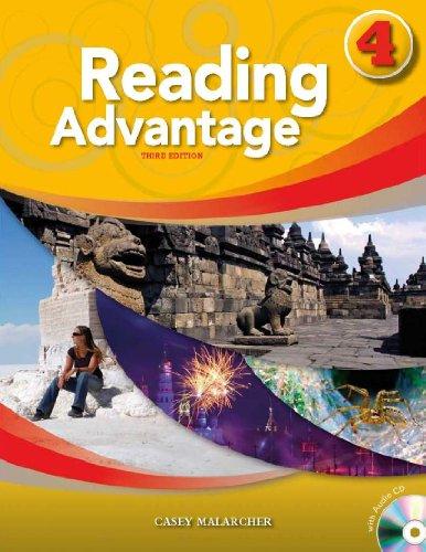Reading Advantage Student Book 4 (with Audio: Casey Malarcher
