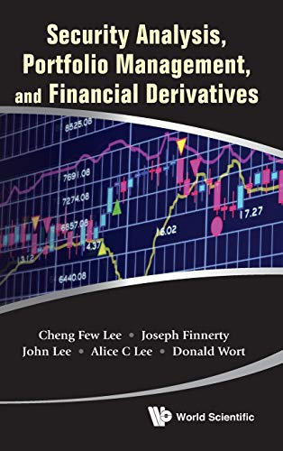 9789814343565: Security Analysis, Portfolio Management, and Financial Derivatives