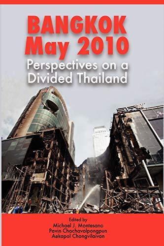 9789814345354: Bangkok, May 2010: Perspectives on a Divided Thailand