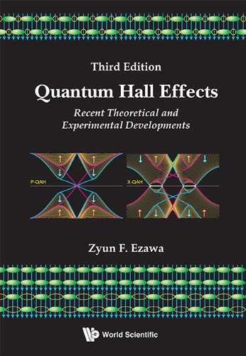 9789814360753: Quantum Hall Effects: Recent Theoretical and Experimental Developments (3rd Edition)