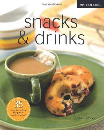 9789814361231: Snacks and Drinks (Mini Cookbooks)