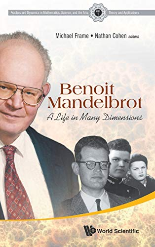 Benoit Mandelbrot: MICHAEL FRAME (author)