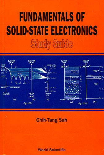 9789814366250: Fundamentals Of Solid State Electronics + Solution Manual + Study Guide