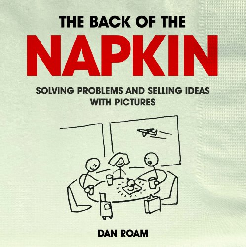 9789814382243: The Back of the Napkin: Solving Problems and Selling Ideas with Pictures