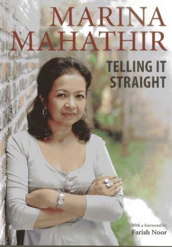 Telling it Straight (Paperback): Marina Mahathir